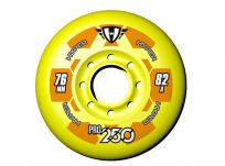 HYPER PRO 250 yellow 80,76,72mm