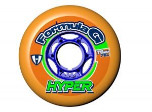 HYPER Formula G ERA orange 80,76,72mm